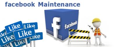 Facebook maintenance 666x272