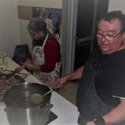 Benoît et Margot, les cuisiniers