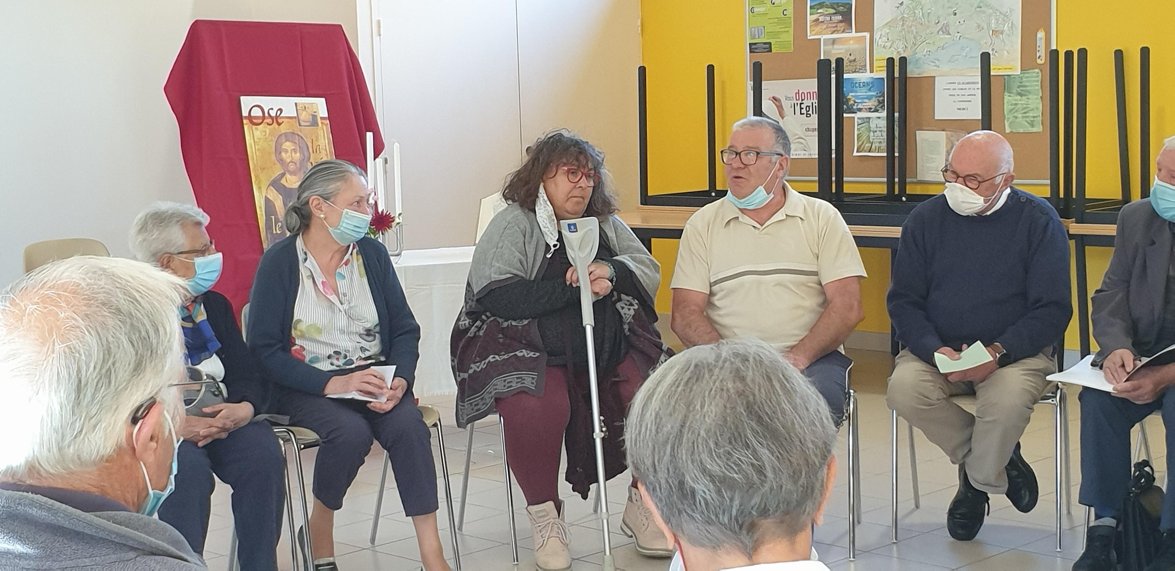 Pierre Marie et Christine, témoin du monde de la prison Machecoul