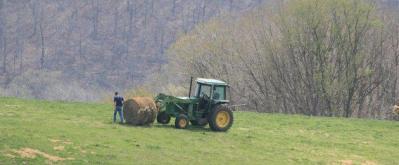 Photo sos tracteur