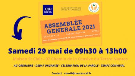 Affiche AG 2021